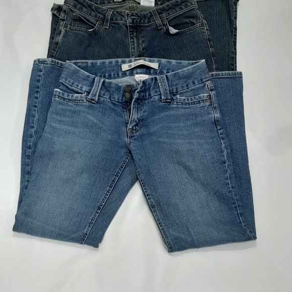 2 for $15 Gap Size 4A Womens Jeans